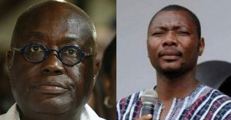 Akufo-Addo Is Acting Like A 'Chameleon' Over Party Militia—Group