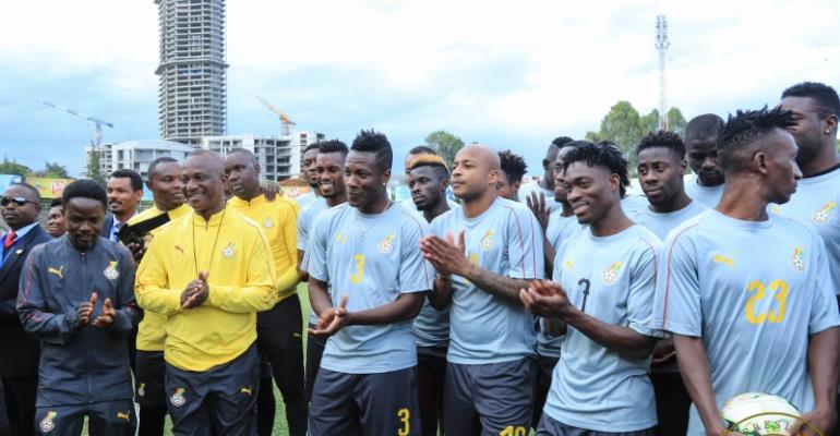 Ghana To Engage Mauritania In A Friendly On March 26