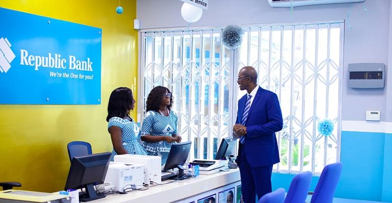 Republic Bank Sets Corporate Banking Unit In Takoradi With A New Branch Outlook