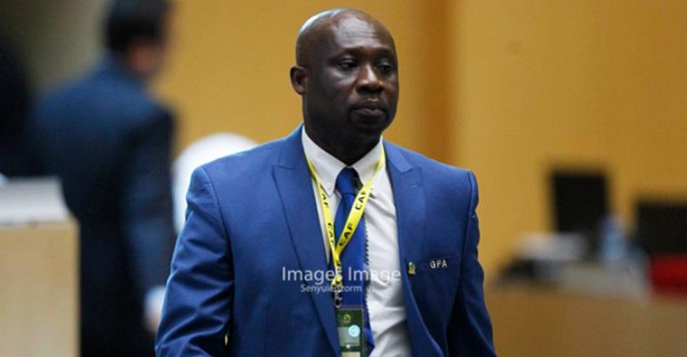 George Afriyie To Lose Black Stars Post