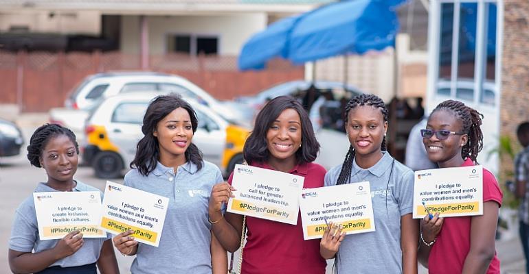 Groupe Ideal Celebrates 450 Women On International Women's Day