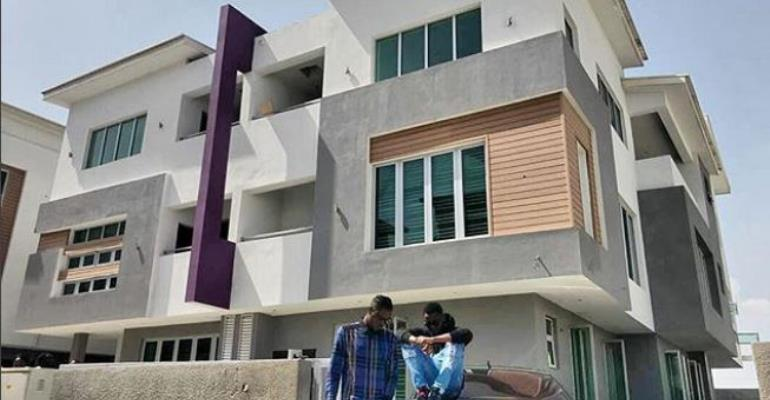 Singer, Kiss Daniel Acquires Second Home in Lagos