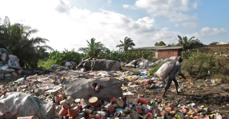 Sanitation problem in Ghana