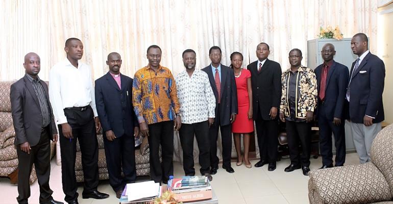 STU Audit Committee inaugurated