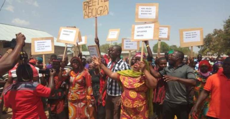 Group Calls On Gov't To Free 'Innocent' Abuga Pele