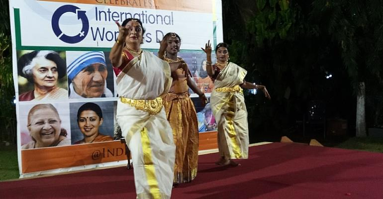 India High Commission Celebrates International Women's Day