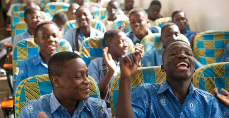 NSMQ Qualifiers: Pope John's Slayers, Jachie Pramso Survives