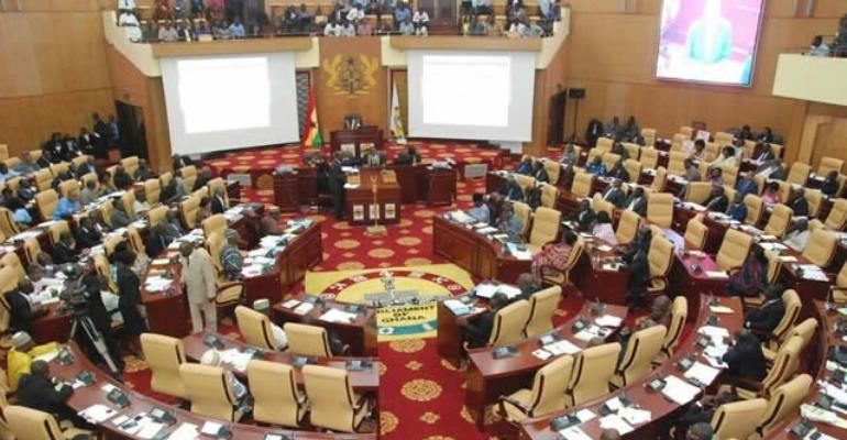 MPs suspended sitting on Wednesday due to a power outage.