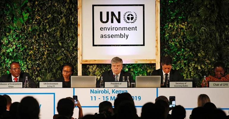 UN Calls For Waste Clampdown At Key Summit