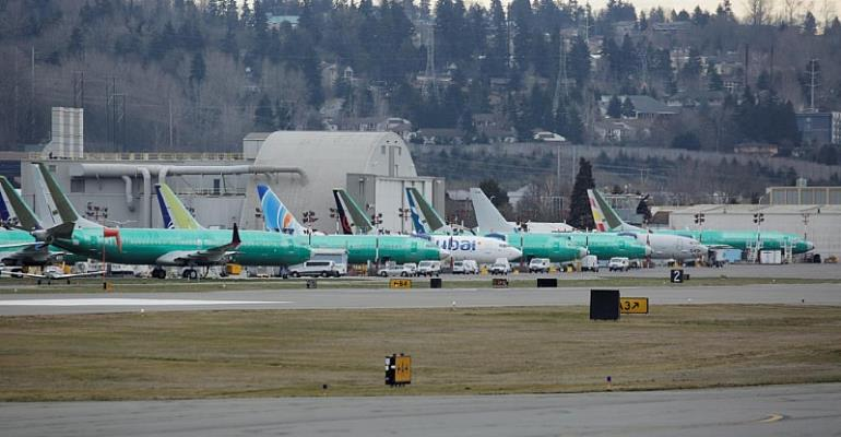 US Claims \'No Basis\' As Governments, Airlines Ground Boeing 737 MAX