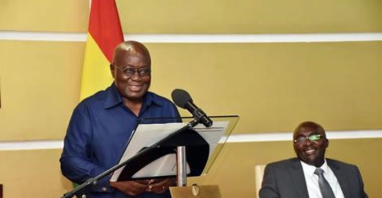 Kwaku Kwarteng, Oppong Nkrumah, among first batch of Deputy Ministers