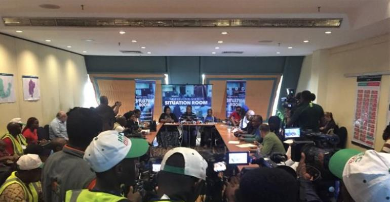 Journalists In Nigeria Detained, Harassed, And Assaulted While Covering State Elections