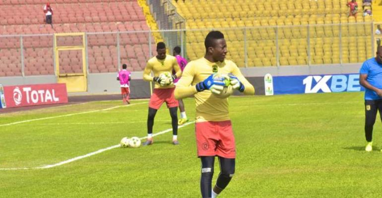 Felix Annan Impressed With Kotoko's Performance In CAF CC