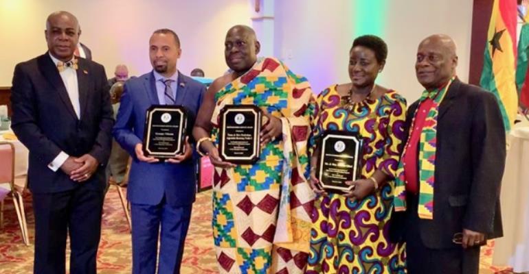 COGA Celebrates Ghana's 62nd Independence Anniversary In Washington DC Metro