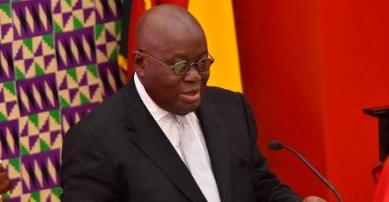 Akufo-Addo names 50 deputies, 4 ministers of state