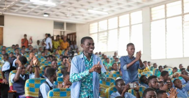 NSMQ2019: Osei Tutu SHS Makes Asantehene Proud
