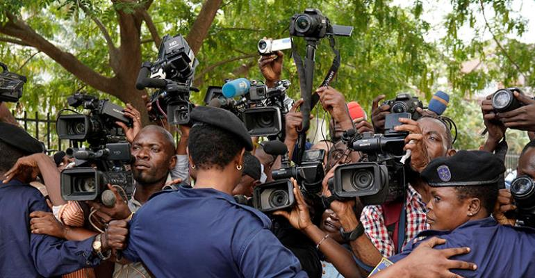Congolese Journalist Jailed For One Year For Insulting Governor