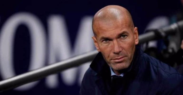 Zinedine Zidane has been reappointed by Real Madrid