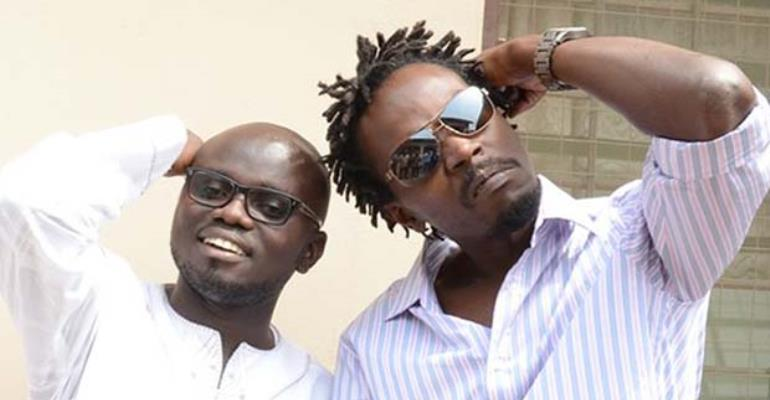 The late Fennec Okyere andKwaw Kese