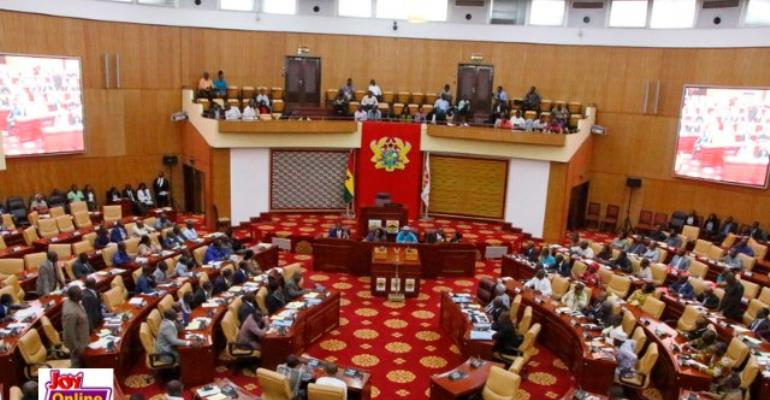 The debate on the approval of the GHc2 billion was concluded last Wednesday but the approval was deferred because of a lack of a quorum.