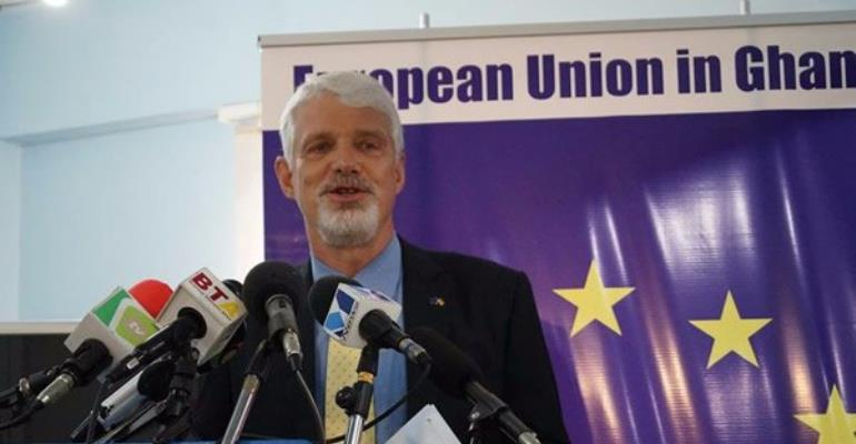 EU Warns Ghanaian Migrants Who Beg In European Malls