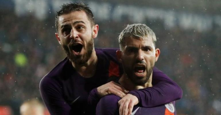 Man City Come From Two Goals Down To Reach FA Cup Last Four