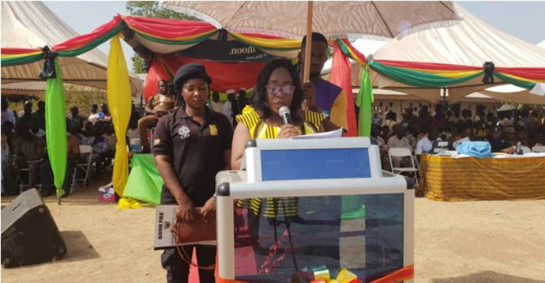 Ghanaians Co-Existed Before Political Parties Were Formed—Tain DCE