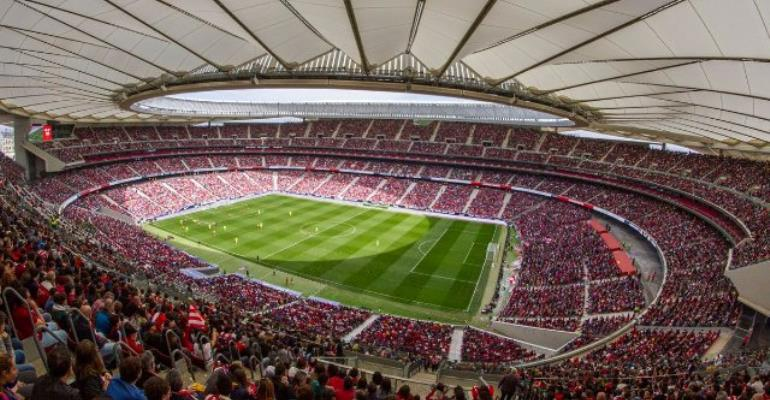 Atletico-Barca Clash Sets Attendance Record For Women's Club Game