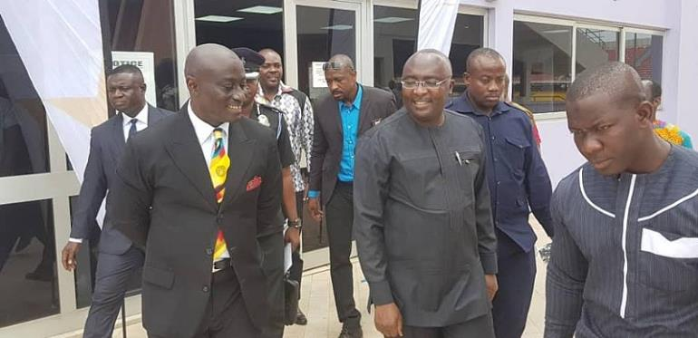 Participating To Win Should Be Our Focus – Vice President Bawumia