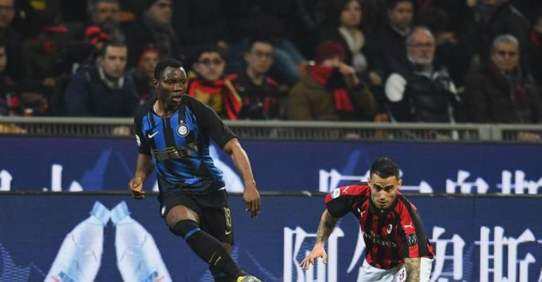 Kwadwo Asamoah Excited With Win Over AC Milan