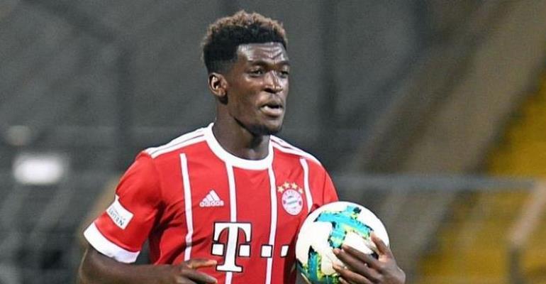 Kwasi Okyere Bags Brace For Bayern Munich II Against Garching FC