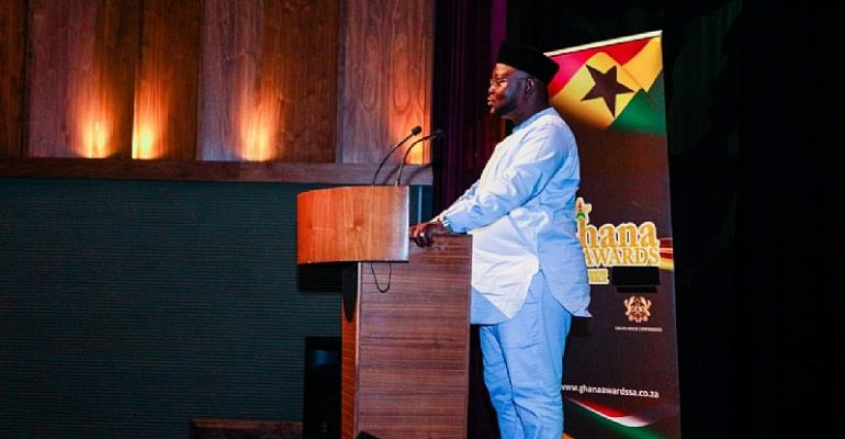 Deputy Chief Of Staff Trumpets NPP And Akufo-Addo Achievements In SA