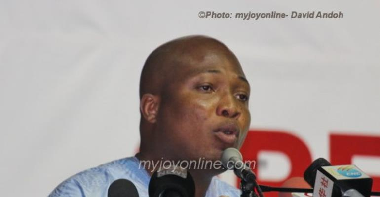 Ablakwa urges mass action against politicians who incite violence