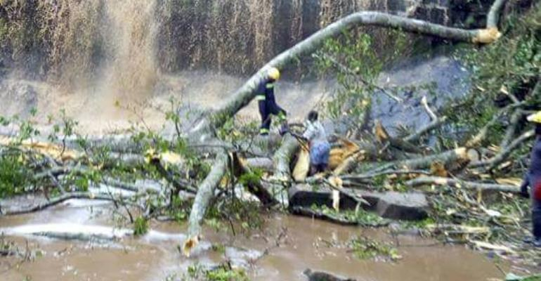 16 feared dead; others missing in Kintampo waterfall accident