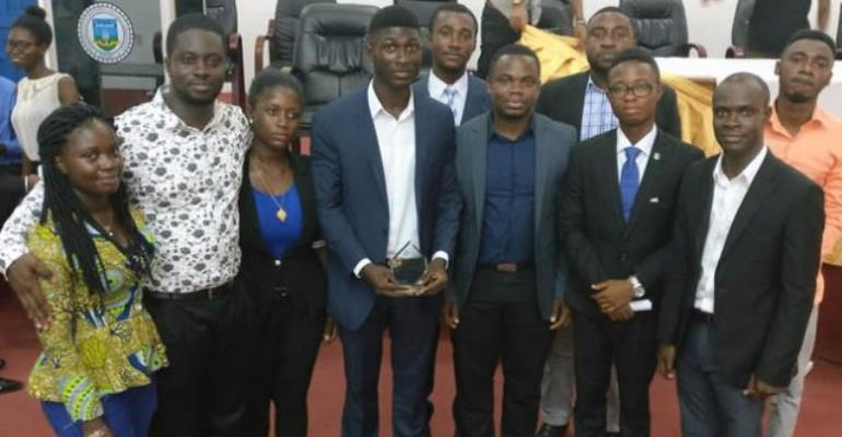 GIMPA School of Technology wins App Challenge
