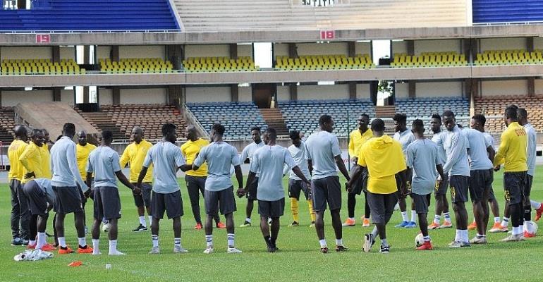 Black Stars To Start Training Today At Accra Sports Stadium Ahead Of Kenya Clash