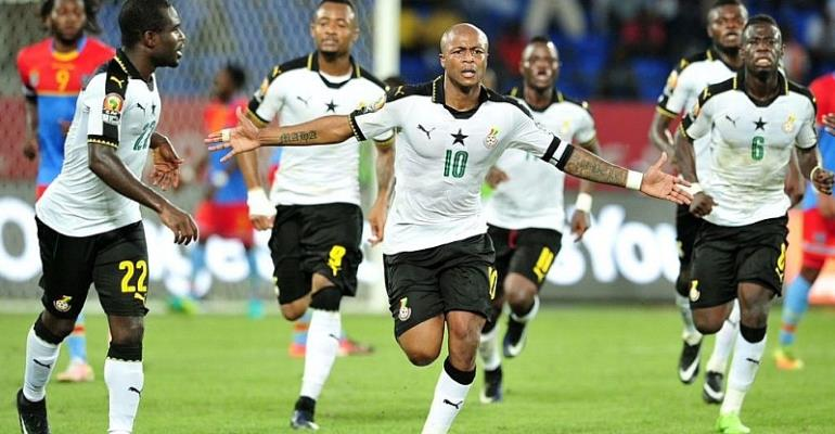 Ghana, Mauritania Friendly Called Off - Reports