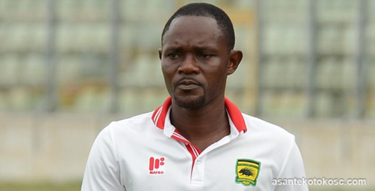 Asante Kotoko assistant Coach Godwin Ablordey fears for the future of Ghana football