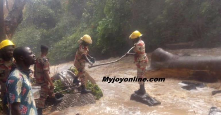 Confirmed: 20 bodies retrieved, 11 hospitalised after Kintampo Waterfalls disaster
