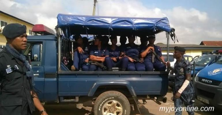 Police Arrest 48 After Renewed Clashes In Awhiaa