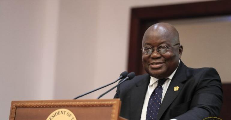 President Akufo-Addo is hopeful that all actors connected with the e-Justice system will strive for excellence, and demonstrate integrity in the use of the platform