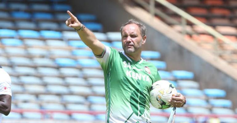 2019 AFCON Qualifiers: We Are Not Under Pressure Ahead Of Ghana Clash - Sebastien Migne