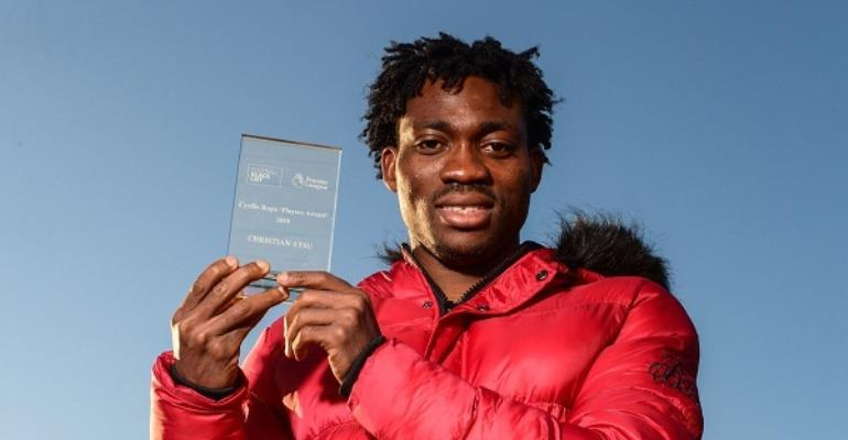 Atsu Excited After Clinching Cyrille Regis Players Accolade