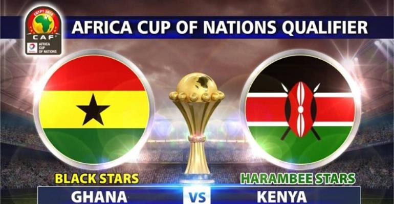 AFCON 2019: Ticket Prices For Ghana, Kenya Announced