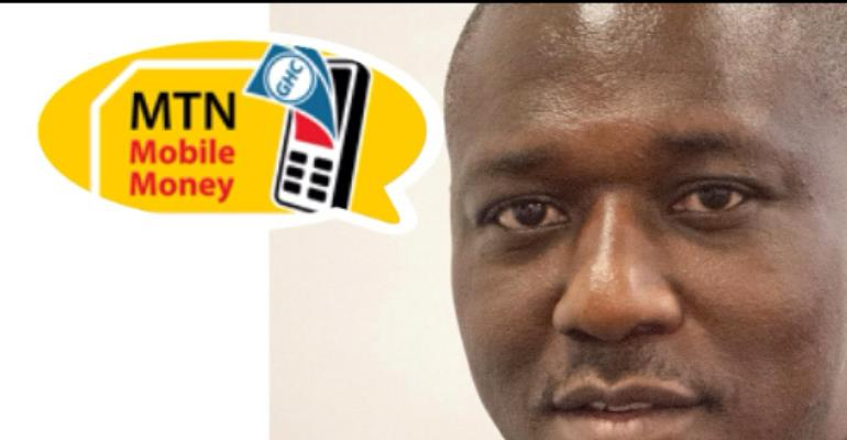 Eli Hini, General Manager of Mobile Financial Services at MTN