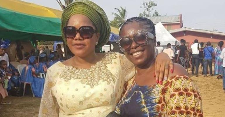 Ibadan Stands Still as Actress, Toyin Aimakhu Holds Wake-keep for Late Father
