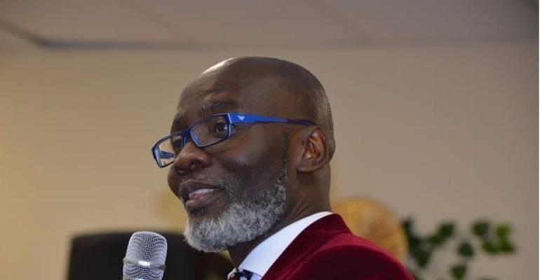 Mr. Gabby Asare Otchere-Darko