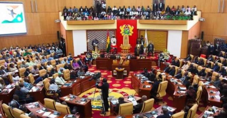 Parliament Must Reject Ghana-US Military Base Agreement---GIGS