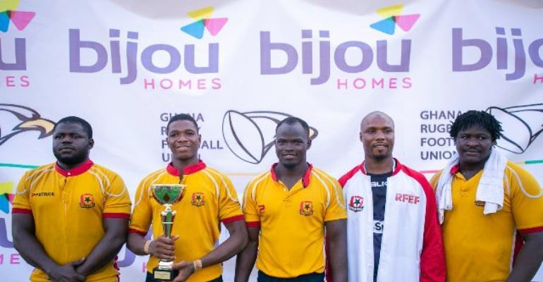 Bijou Homes Sponsors Finals Of 2019 Ghana Rugby Football Championship