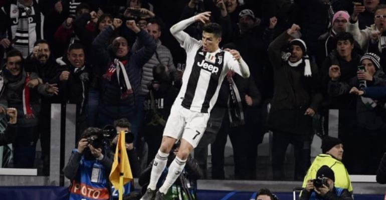 Juventus Say Choosing Asia Over U.S. For ICC Not Related To Ronaldo Rape Allegation